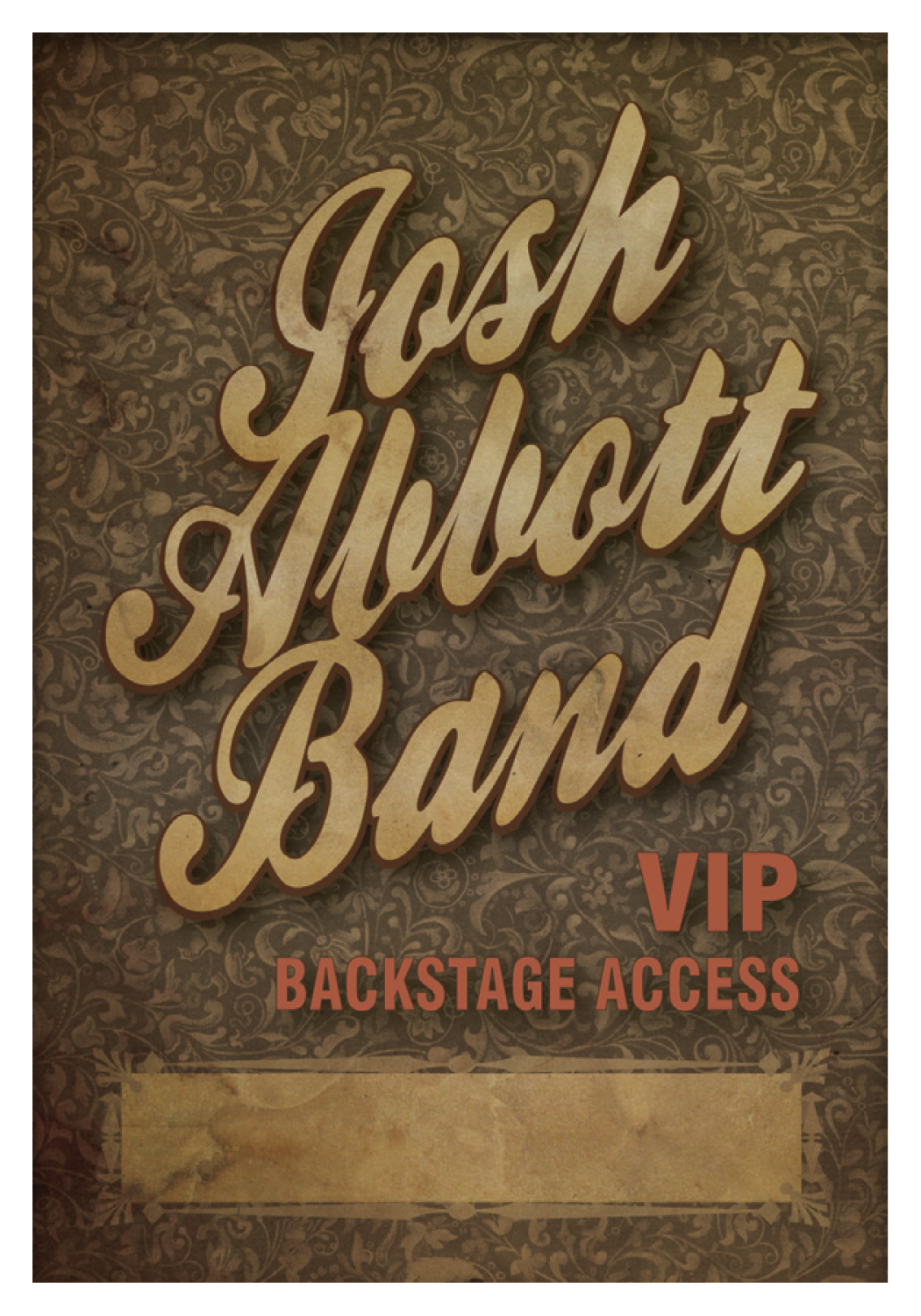 Josh-Abbott-Band-Satin-Pass
