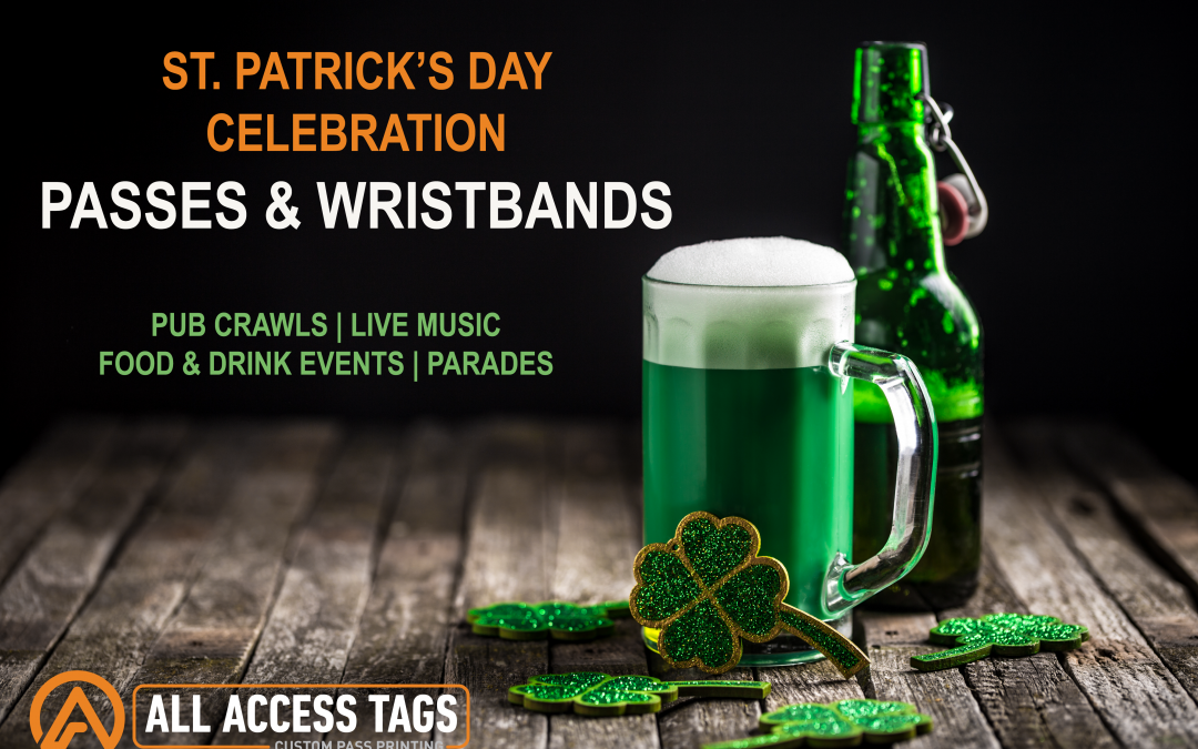 Calling all St. Patrick's Day Pub Crawls, Parades and Parties!