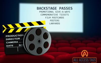 Why Film Festivals Choose Backstage Passes for Promotions